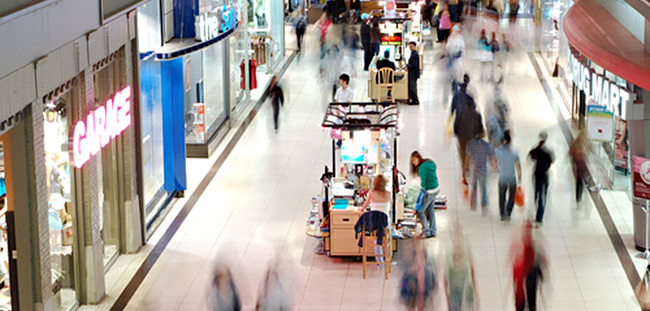 5 Landing Page Tips from a Mall Kiosk Salesman